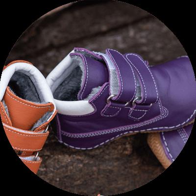 Topánky a sandále bebeBia soft