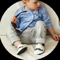 Chlapčenské topánky a sandále Liliputi