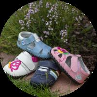 Freycoo & YXY prvé kroky - topánky a sandále