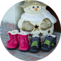fe0a0623e9d27 Freycoo & YXY prvé kroky - čižmičky a zateplené topánky
