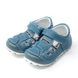 e9d1580dfd bebeBia barefoot - Leon blue ...