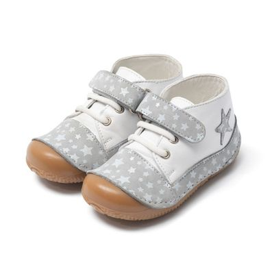 bebeBia barefoot - Stars grey