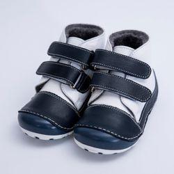 bebeBia barefoot zimné - Paul navy