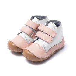 bebeBia barefoot zimné - Paula pink