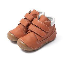 bebeBia barefoot zimné - Zack orange