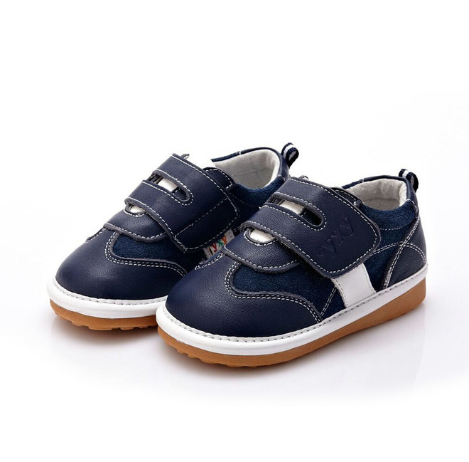 1a00eaadf38f YXY - Dylan navy - Prvé Topánky